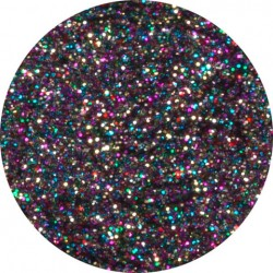 Licorice UV/LED Glitter Gel