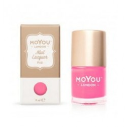 Pink! 9ml by MoYou London