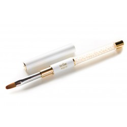 D'Or Nails Pearl Brush 6 Ovaal BR02