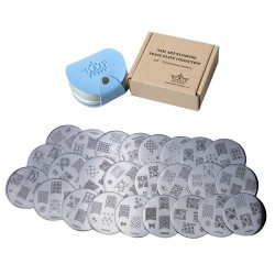 Stamping Plates Set 25F - Sumptuous Gallery