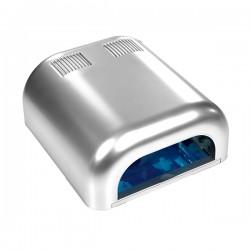 D'Or Nails – UV Lamp 36 watt Silver