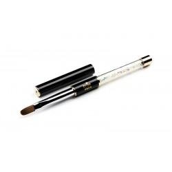 D'Or Nails - Brush Oval n°8