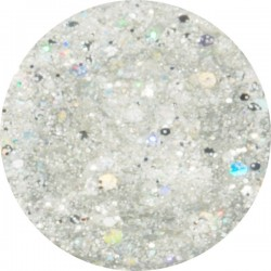 Snow Queen UV Glitter Gel