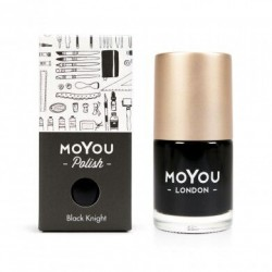 Black Knight 15ml | MoYou London