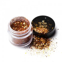 D'Or Nails Glitter Line - NA1503
