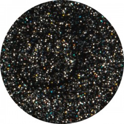Black Diamond UV Glitter Gel