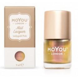 Lady Gold Pink 9ml | MoYou London
