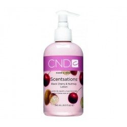 CND Scentsations Black Cherry & Nutmeg 245ml