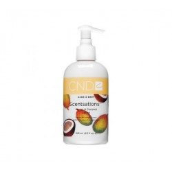 CND Scentsations Mango & Coconut Lotion 245ml