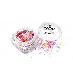 D'Or Nails Dotties - Saint Tropez