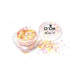 D'Or Nails Dotties - Ibiza