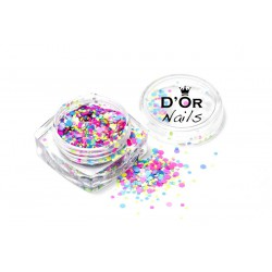 D'Or Nails Dotties - Miami