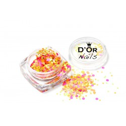 D'Or Nails Dotties - Valencia