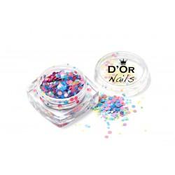 D'Or Nails Dotties - Paris