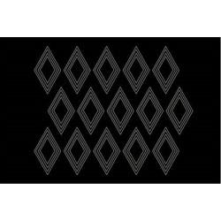 Sticker050 Zwart