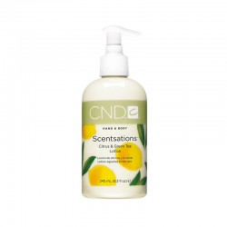 SCENTSATIONS LOTION CITRUS & GREEN TEA 245ml