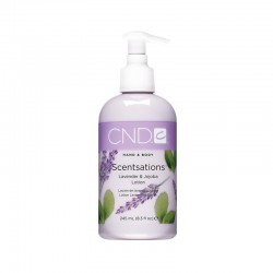 SCENTSATIONS LOTION LAVENDER & JOJOBA 245ml