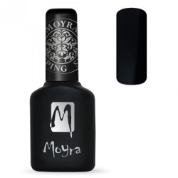 MOYRA - FOIL POLISH FOR STAMPING BLACK
