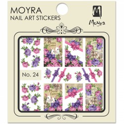 MOYRA - WATERDECAL 24