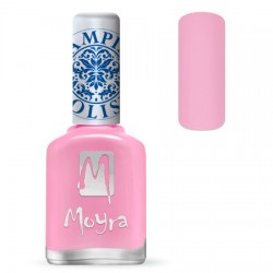 MOYRA STAMPING NAIL POLISH LIGHT PINK