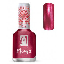 MOYRA STAMPING NAIL POLISH CHROME ROSE