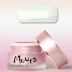 MOYRA SUPER SHINE COLOUR GEL SNOW WHITE