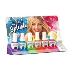 Make A Splash 7pc Display | Gelish