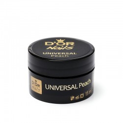 D'Or Nails - UNIVERSAL PEACH 15ML