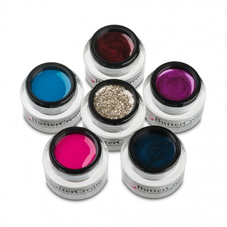 The Poet's Palette ButterCream Collection