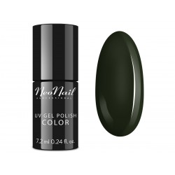 UV Gel Polish 7,2 ml - Bottle Green