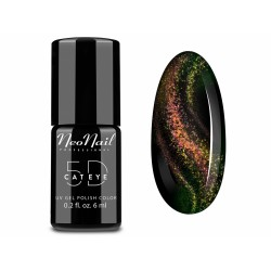 UV Gel Polish 6 ml - CATEYE 5D - Somali