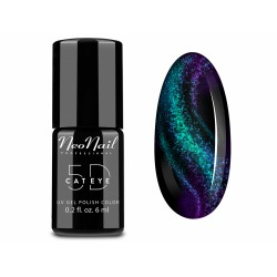 UV Gel Polish 6 ml - CATEYE 5D - Siberian