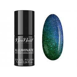 UV  Gel Polish 7.2 ml - Intense Malachite