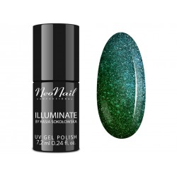 UV/LED Gel Polish 7.2 ml - Emerald Falls