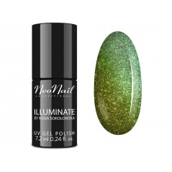UV/LED Gel Polish 7.2 ml - Golden Topaz