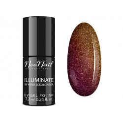 UV/LED Gel Polish 7.2 ml - Mystic Amber