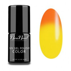 UV Gel Polish Thermo 6 ml - Tequila Sunrise