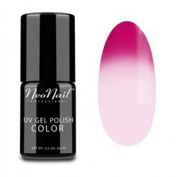 UV Gel Polish Thermo 6 ml - Twisted Pink