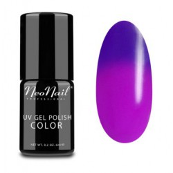 UV Gel Polish Thermo 6 ml - Purple Bunny