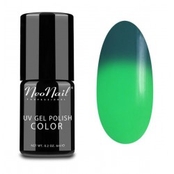 UV Gel Polish Thermo 6 ml - Green Lantern