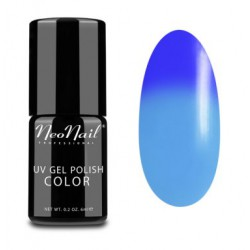 UV Gel Polish Thermo 6 ml - Blue Heaven