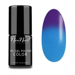 UV Gel Polish Thermo 6 ml - Blue Lagoon