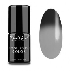 UV Gel Polish Thermo 6 ml - Black Russian