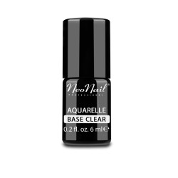 UV/LED Gel Polish 6 ml - Aquarelle Base Clear