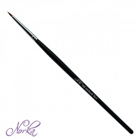 NORKA NAIL ART BRUSH 01