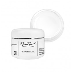 Transfer Gel - white 5 ml