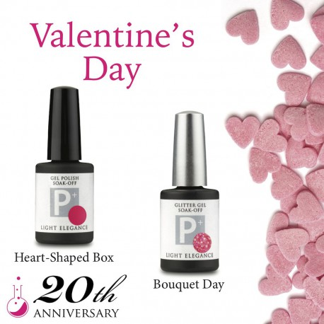 Limited Edition Valentne's Day P+ Duo Set LAUNCH 11th of Januari
