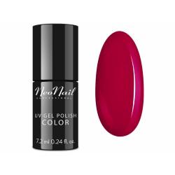 LED Gel Polish 7.2 ml - Seductive Red + FREE SEXY RED 3ML