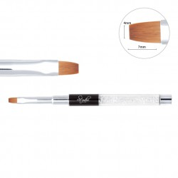 Studio Line-Flat 04 / Gel Brush Flat 04