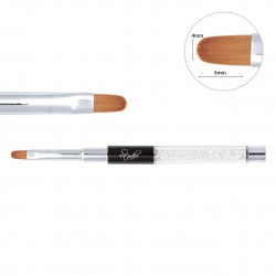 Studio Line -Oval 04 / Gel Brush Oval 04